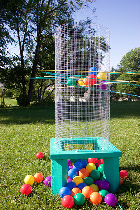 Giant Outdoor Kerplunk