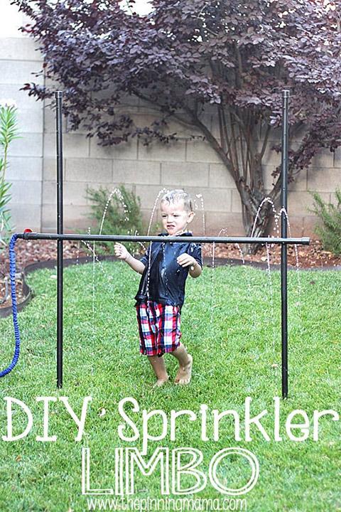 Sprinkler Limbo