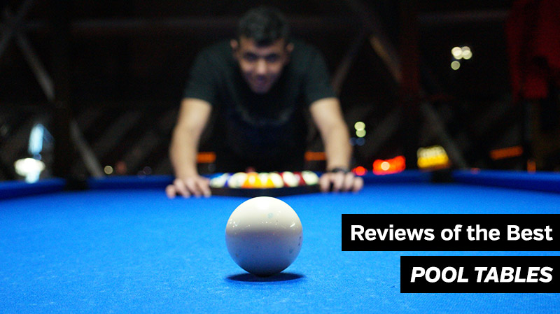 Reviews of the Best Pool Table Reviews