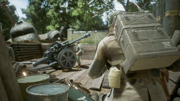 battalion 1944 ingame grafik