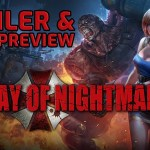 Day Of Nightmares! TEPPEN Expansion Trailer & Preview!