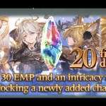 "Granblue Fantasy ""グランブルーファンタジー"" ANOTHER NEWLY ADDED CHARACTER FROM 20 FREE DRAWS!!!?"