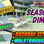 MAIN TAMIYA ADA LUMPUR? ADA RUMPUT?【超速GP】Mini 4WD Tamiya Indonesia Hyper Dash GP #196