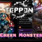 TEPPEN – Trying out a Red Green Monster deck