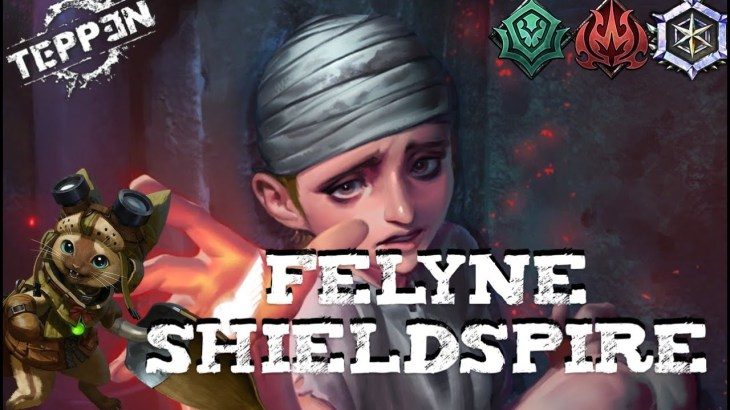 Felyne Shieldspire Deck Tech & Games|Teppen