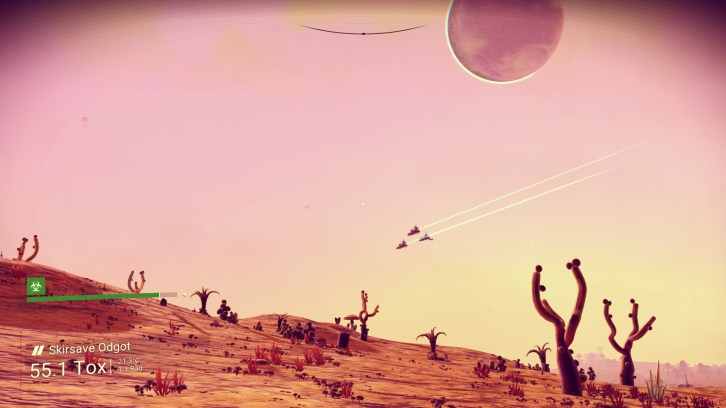 No Man's Sky, Developed by Hello Games