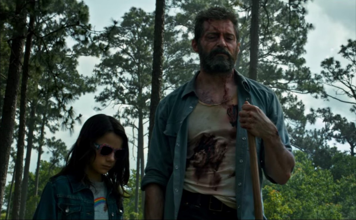 Who's That Little Girl In Logan?