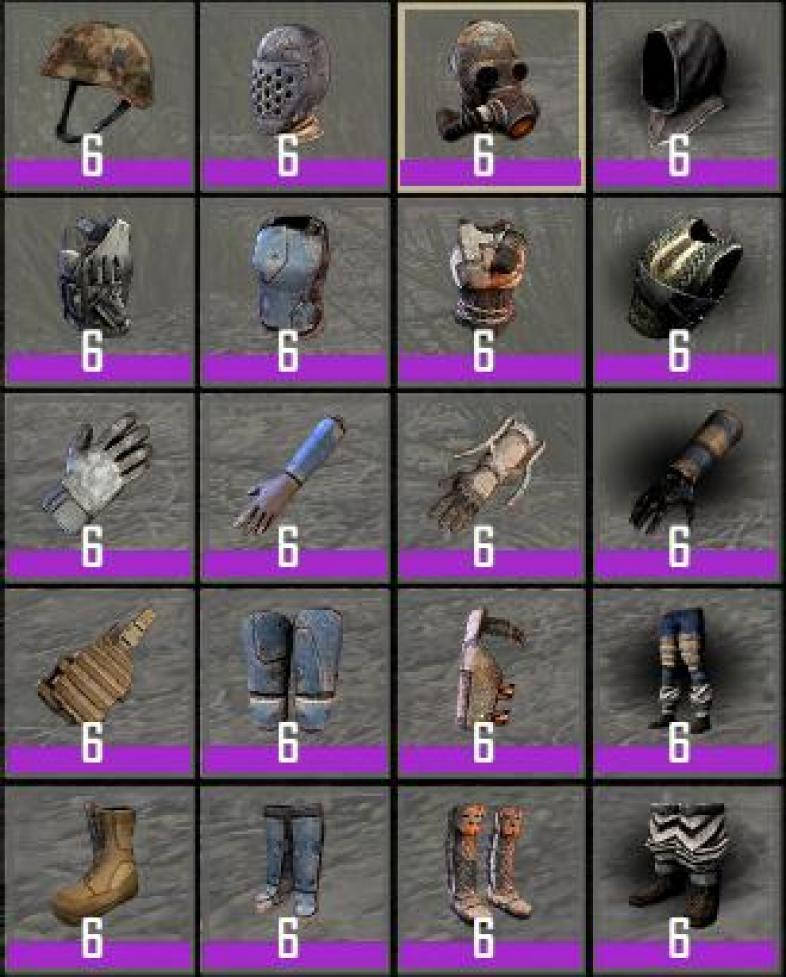Alpha 17 Navezgane Map : alpha, navezgane, Armor, GAMERS, DECIDE