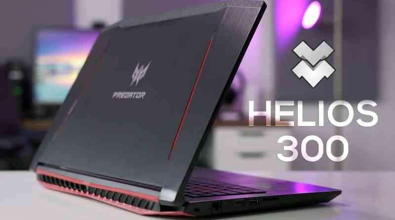 Gamers Dignity Acer Predator Helios 300
