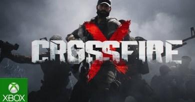 Crossfire X PC