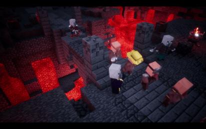 Minecraft Dungeons PC Torrent