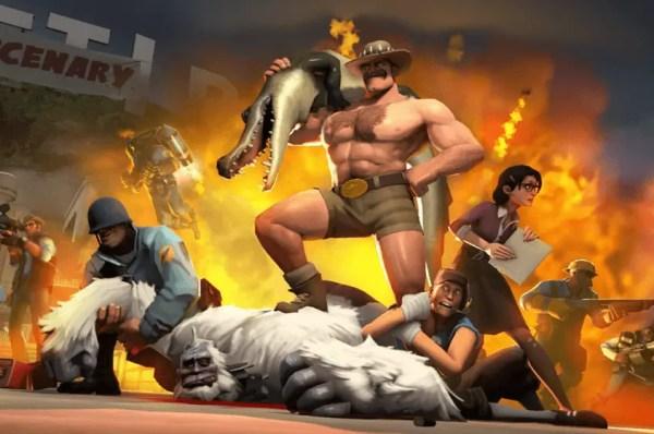 Best free games on steam 2019 - 2020