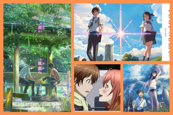 10 Best Anime Movies in 2010-2019