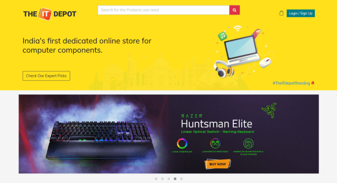 Gamers Discussion Hub Screenshot_2020-08-30-Computer-Parts-Gaming-accessoriesGaming-Laptops-Electronics-and-More-theitdepot-com-1 Best Site To Buy PC Components In India (2021)