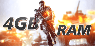 games for 4gb ram