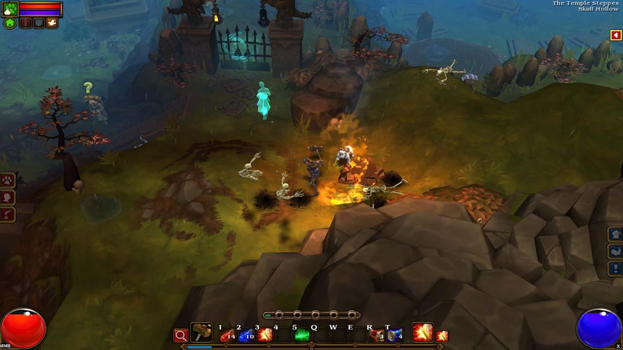 Torchlight 2 - Gamersmaze.com