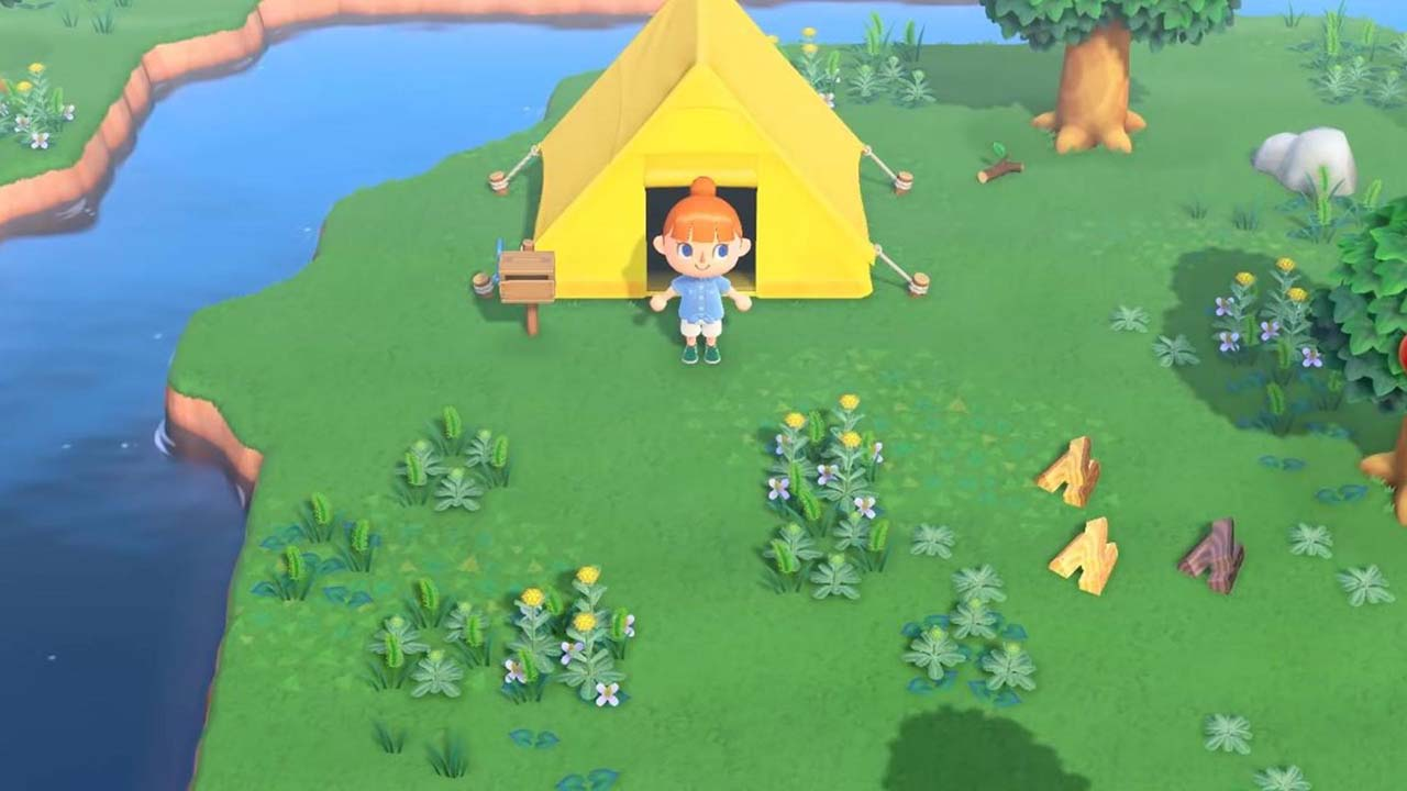 Animal Crossing: New Horizons - Gamersmaze.com