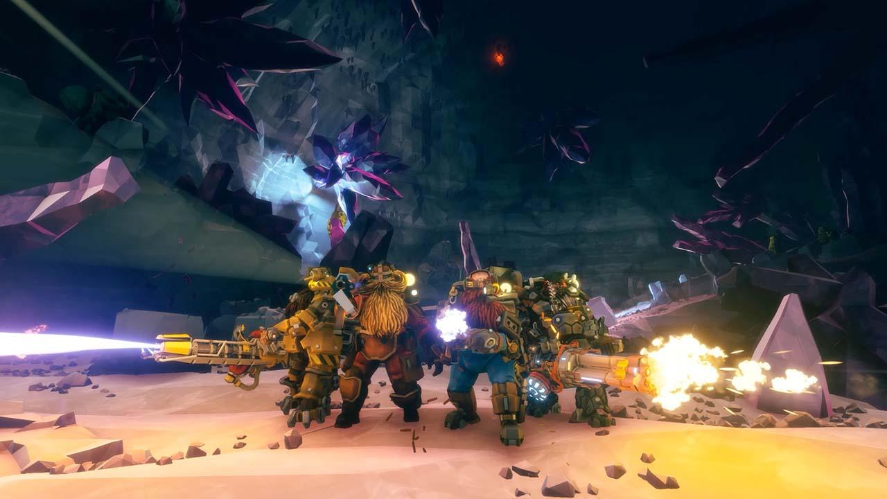 Deep Rock Galactic - Gamersmaze.com