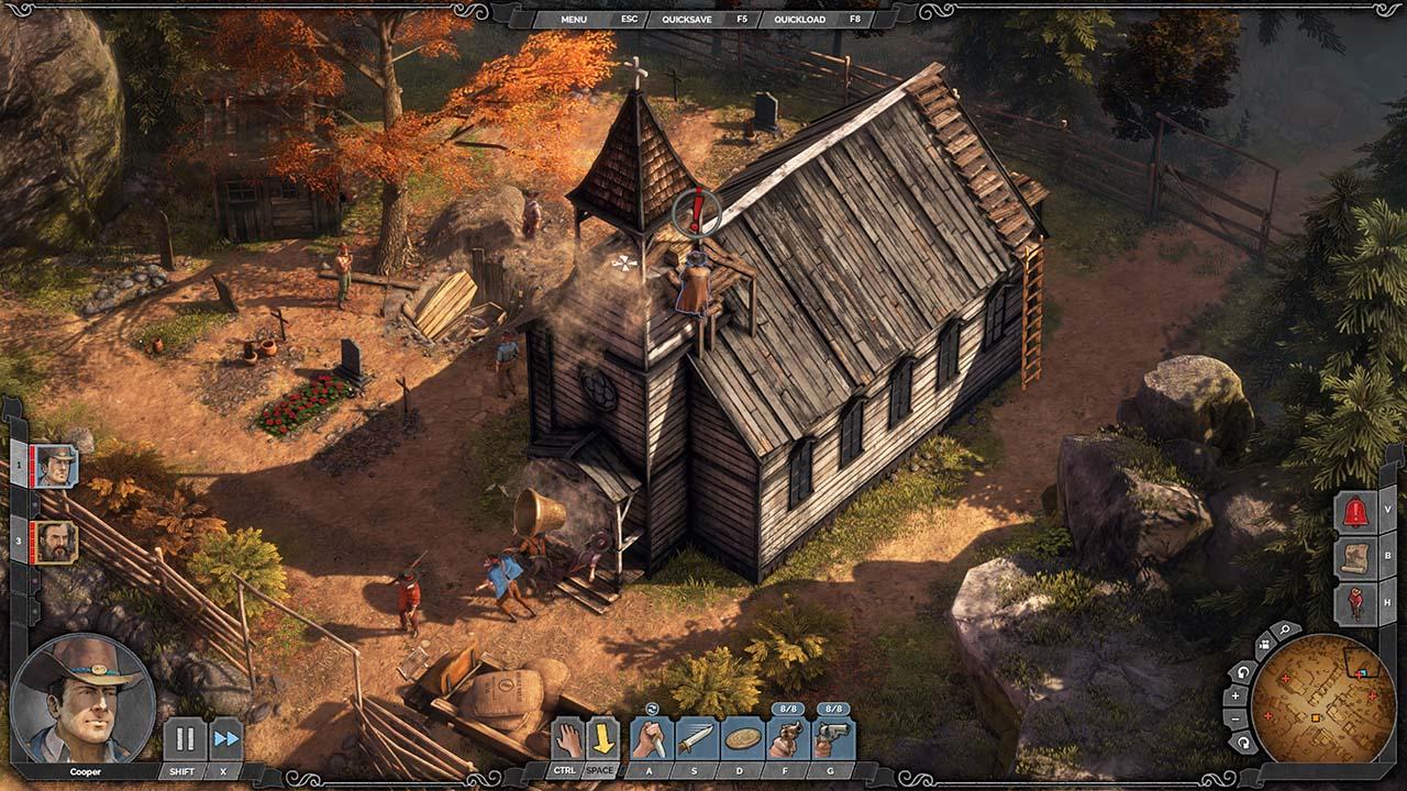 Desperados 3 - Gamersmaze.com