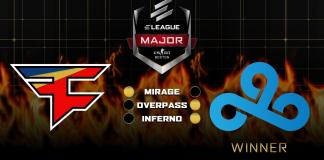 Cloud9 vs FaZe Clan