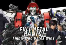 Full Metal Panic! gamersnews