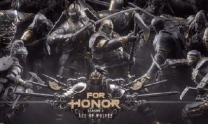 For Honor: Age of Wolves.
