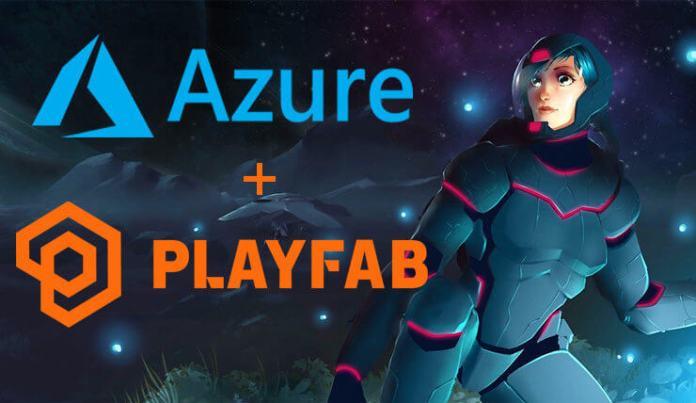 Azure + PlayFab
