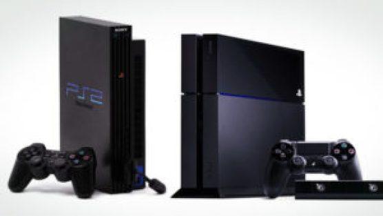 PS2 e PS4