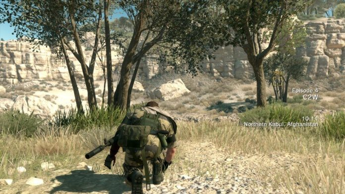 Metal Gear Solid 5.