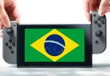 Nintendo Switch Brasil
