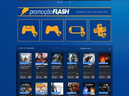 Flash Sale PSN