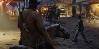 Red Dead Online, Red Dead, Red Dead Redemption 2, Game