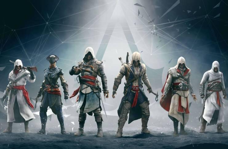 Assassin's Creed na Grécia