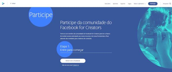 Facebook Gaming Creator Pilot Program