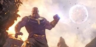 Thanos em Fortnite