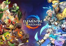 Might $ Magic: Elemental Guardians