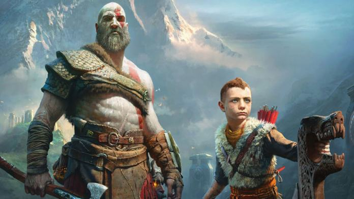 God Of War 4.