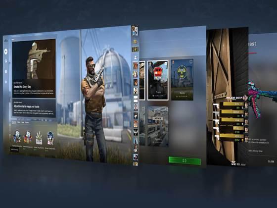 CS:GO Panorama UI