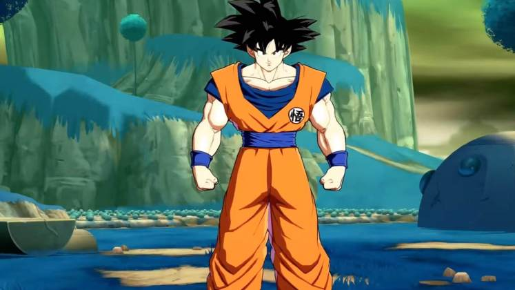 Goku e Vegeta, Dragon Ball FighterZ, DLC