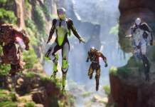 Anthem, Gamescom 2018, Anthem beta, Beta Anthem, EA Anthem,