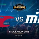 DreamHack Masters, MiBR, mouesesports, CS:GO