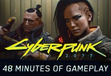 Cyberpunk 2077, Cd Projekt RED, Gameplay, Cyberpunk, Gamescom