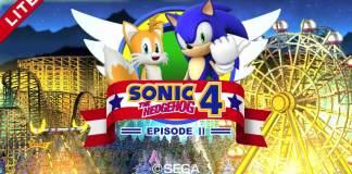 Sonic 4: Episode II