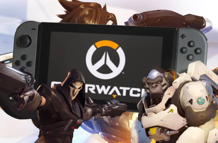 Overwatch, Overwatch Switch, Nintendo Switch, Nintendo