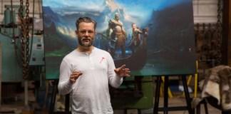 Cory Barlog, BGS, Brasil Game Show, God of War
