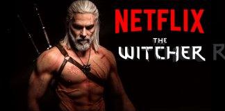 The Witcher, série, Netflix, Geralt, Super-Man, Henry Cavill, Lauren