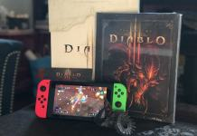 Diablo III: Eternal Collection, Switch, Nintendo, Blizzard