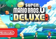 New Super Mario, Switch, Nintendo, Deluxe