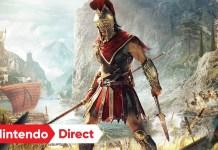 AC Odyssey, Assassin's Creed Odyssey, Switch, Nintendo
