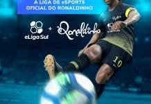 Ronaldinho Gaucho, eSports, torneio